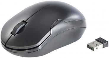 Mouse wireless silenzioso